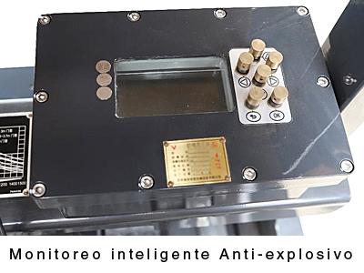 Montacarga Antiexplosion